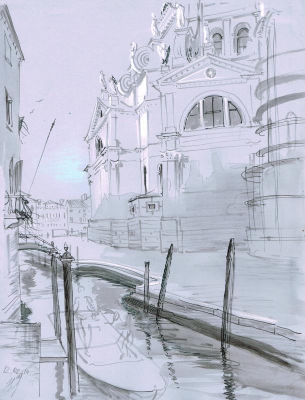 Венеция. С.М.Салюте