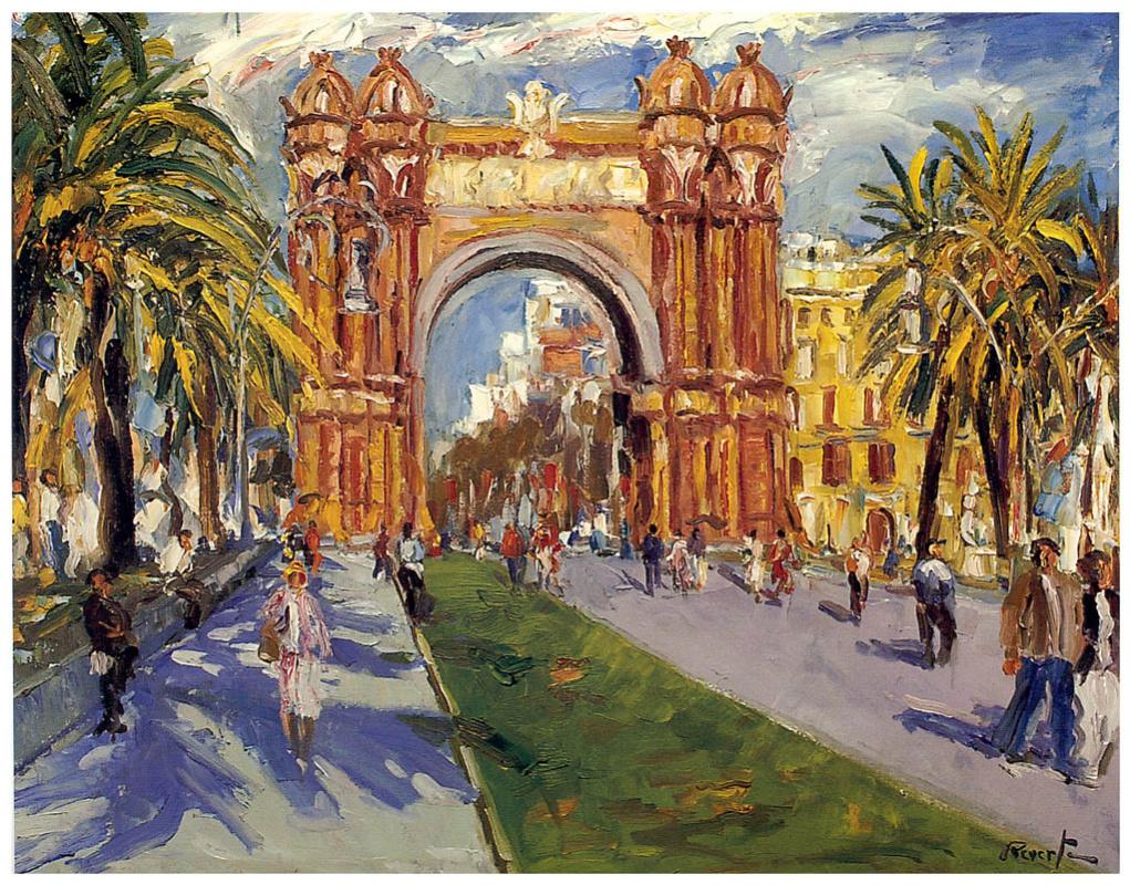 Antonio Reverte. Arch