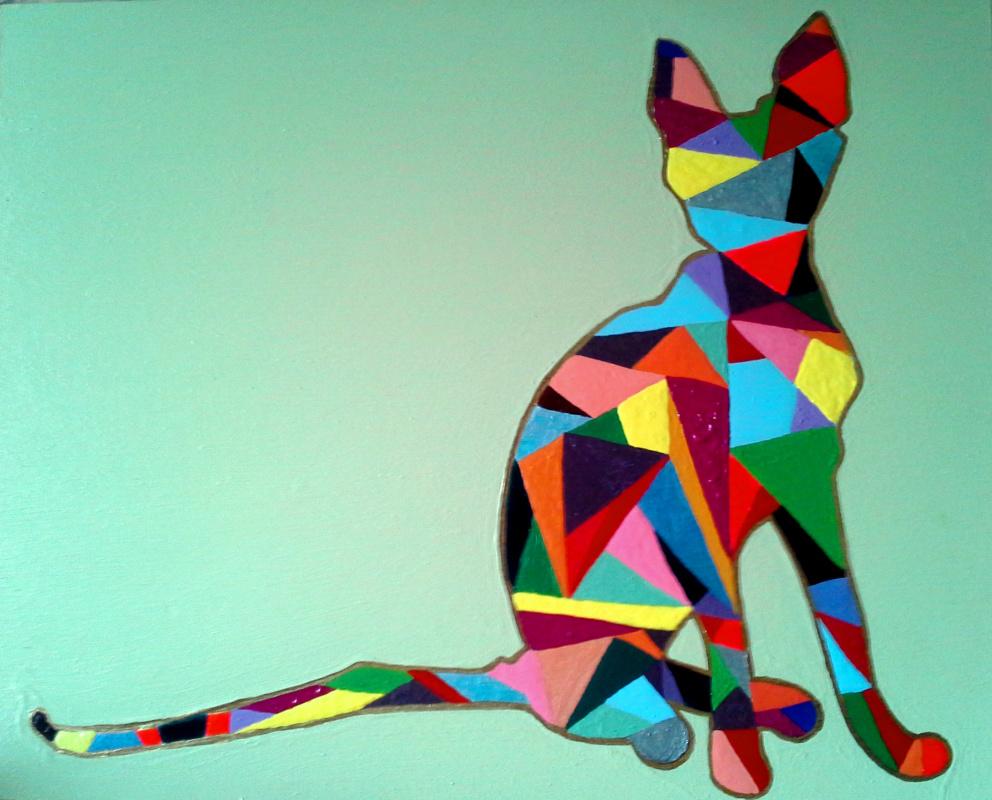 Svetlana Makarova. CAT No. 2