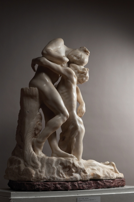 Camille Claudel. Lovers