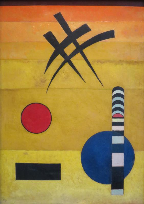Wassily Kandinsky. Sign