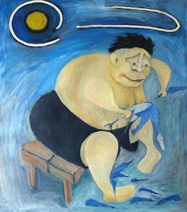 Svyatoslav Ryabkin. Bluebird bluebird