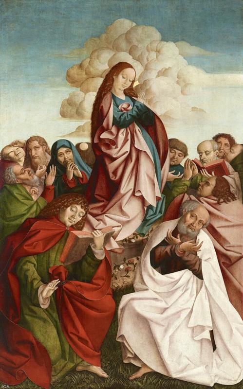 Вознесение Девы Марии