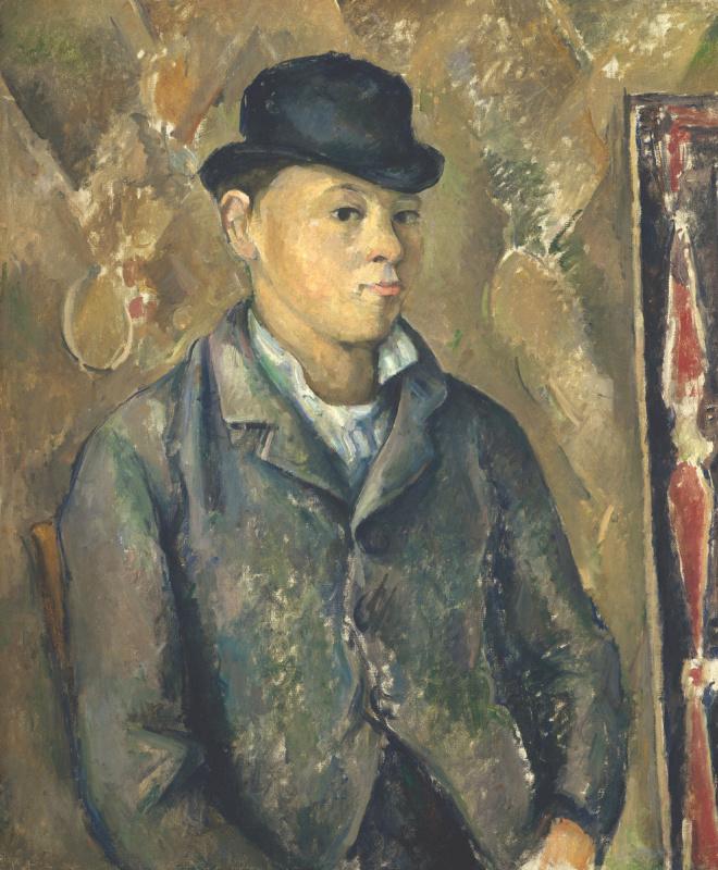 Портрет Поля, сына художника