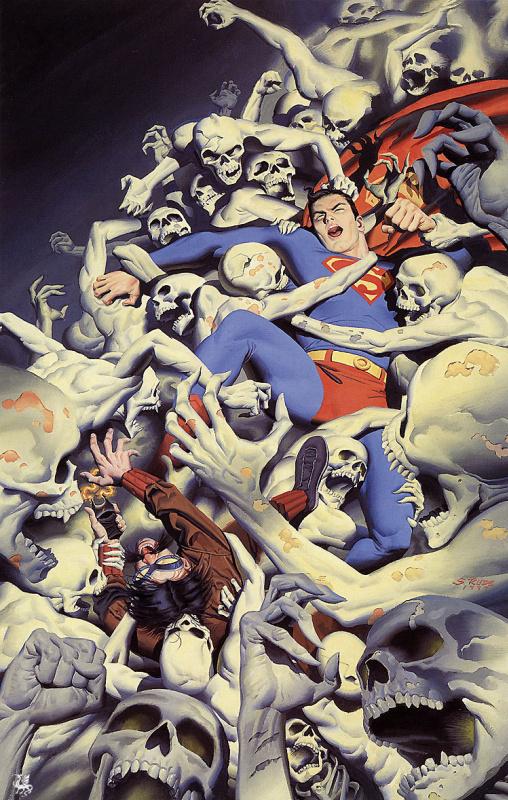 Руд Стив. Супермен