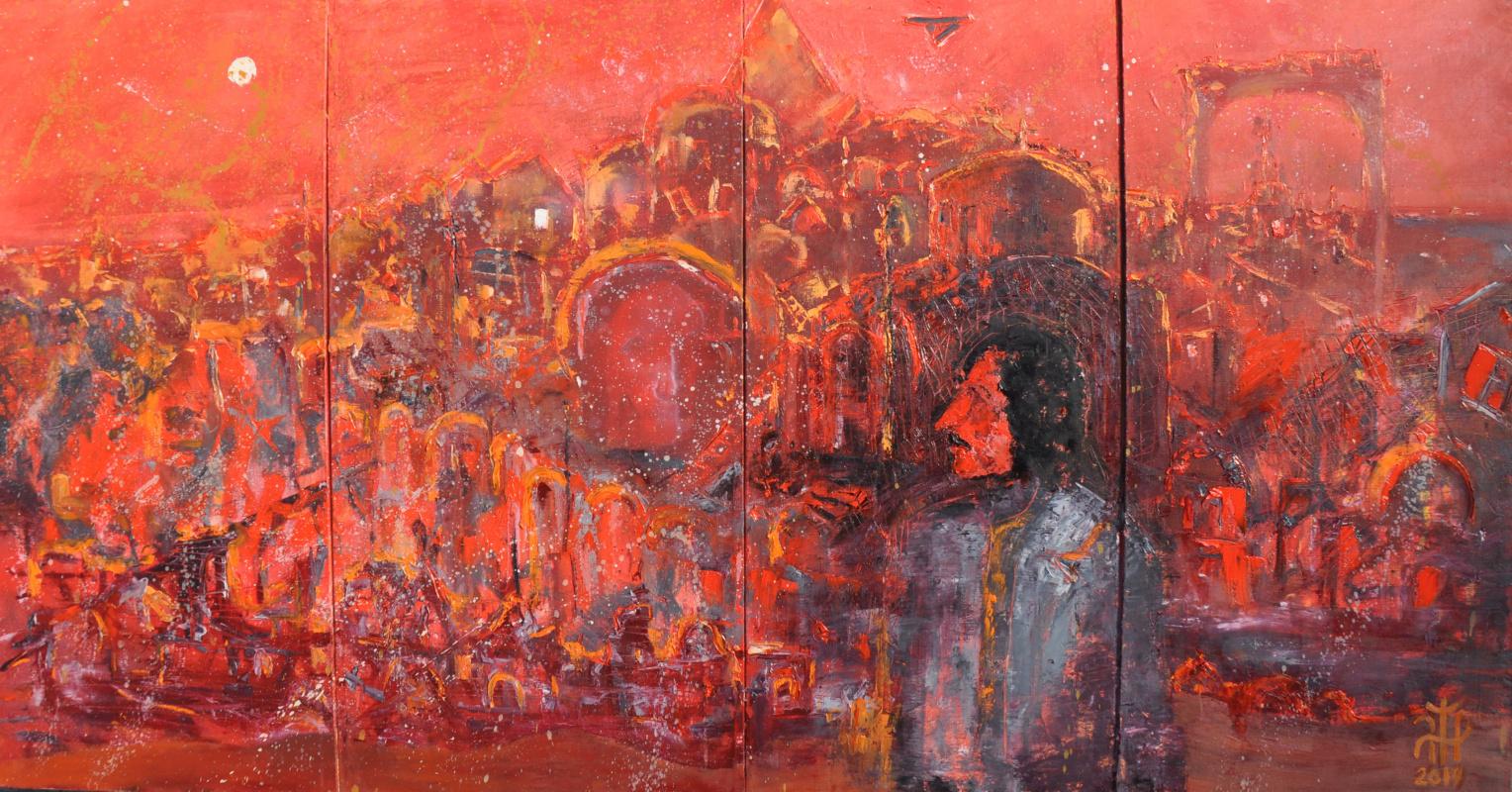 Svjatoslav Podlevsky. Red dream