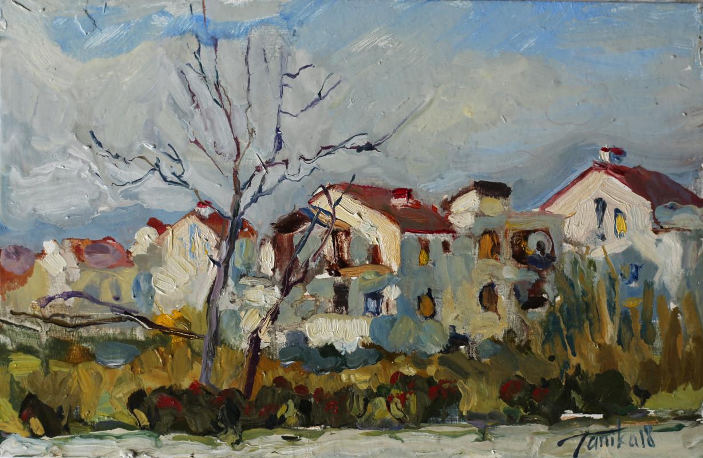Tanika Yezhova. Houses
