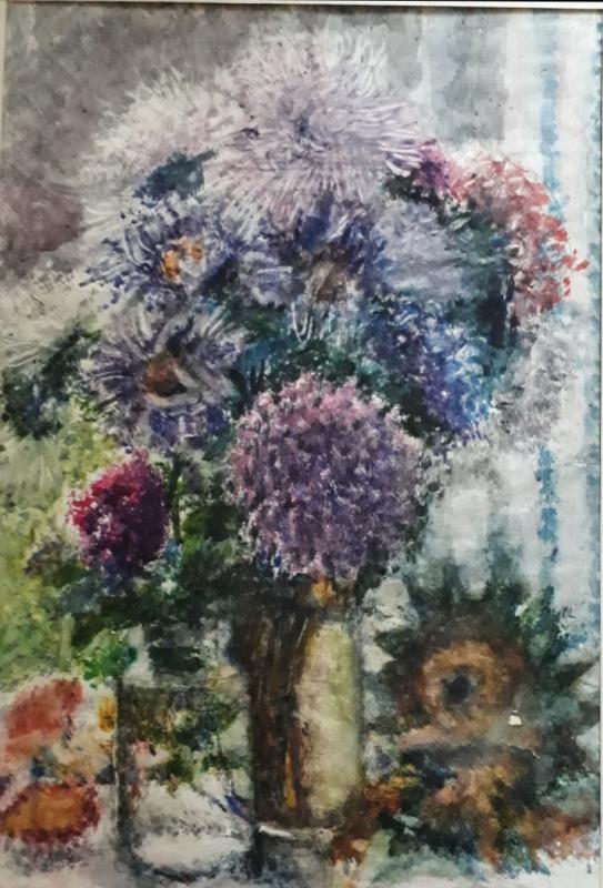 Jacob (Jan) Isakovich Gimelbrandt. Flowers