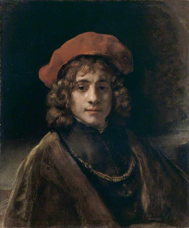 Рембрандт Харменс ван Рейн. Титус, сын художника
