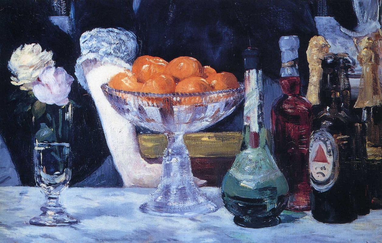 Édouard Manet  Bar in den FoliesBergère  the artinspector