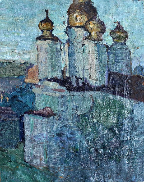 Vyacheslav Vladimirovich Pakulin. Temple