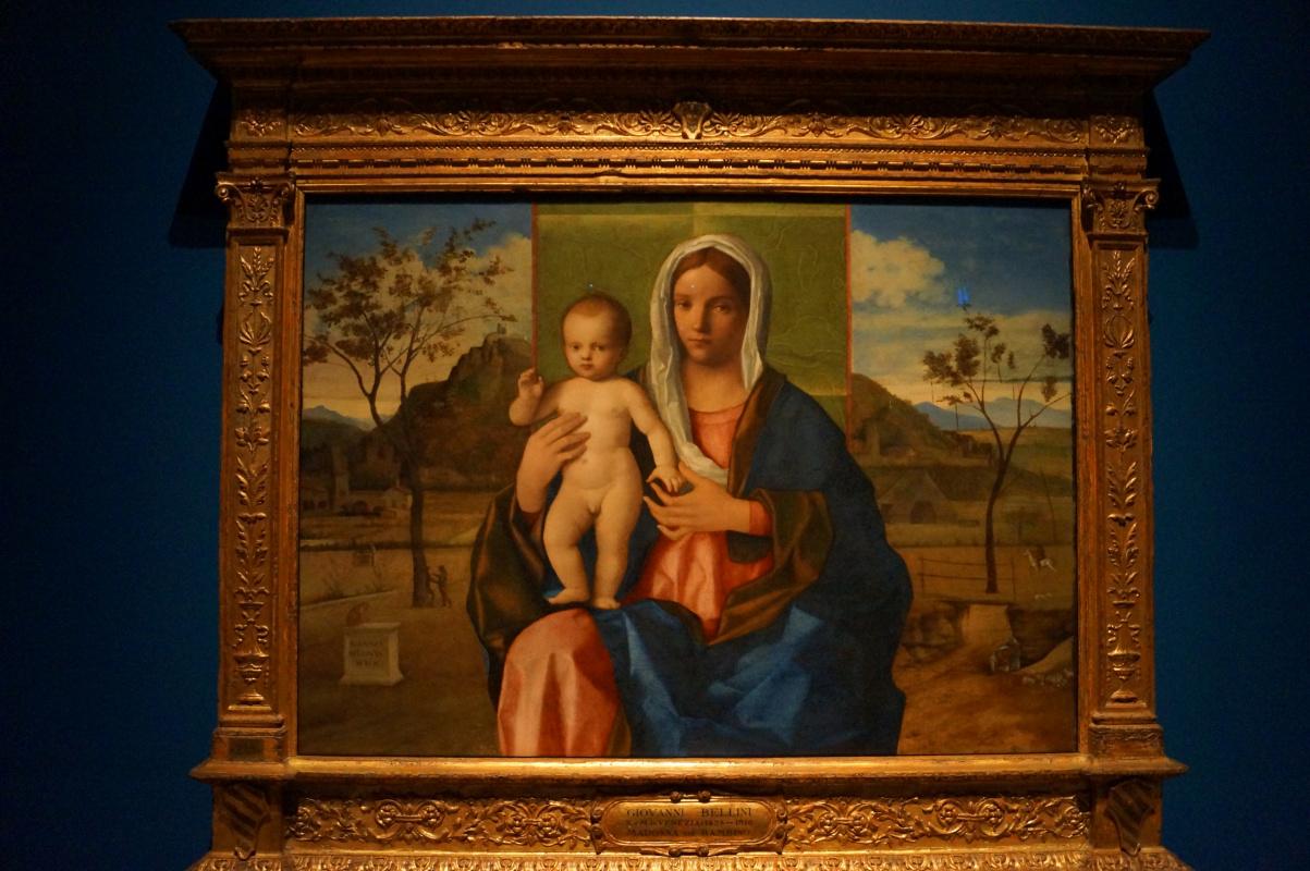 Madonna and Child (Madonna Brera)