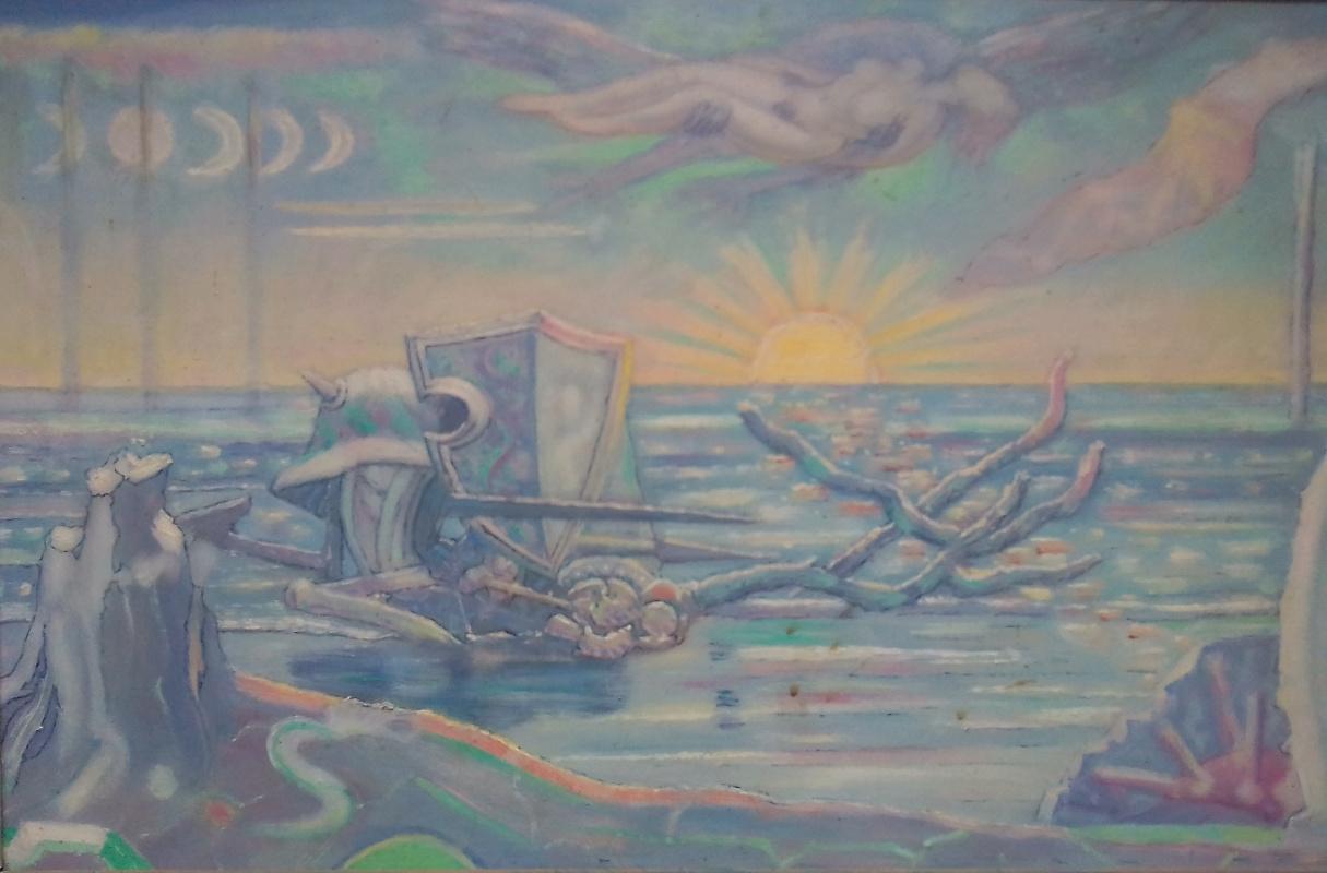 Вячеслав Коренев. Sad hymn to the Rising Sun