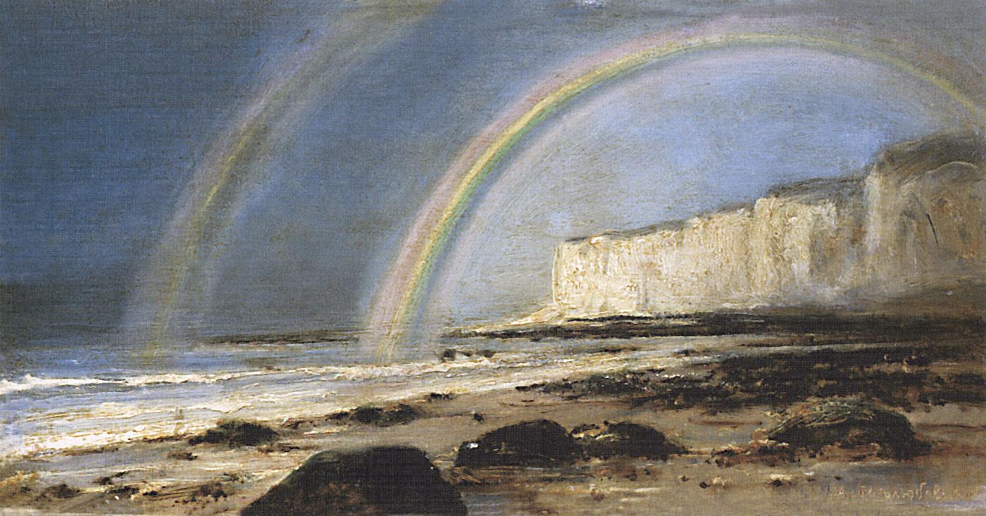 Alexey Petrovich Bogolyubov. Vel. Rainbow