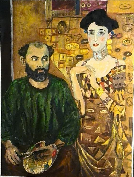 Андрей Вагаршакович Аллахвердов. Gustav Klimt 1862-1918 2015г.