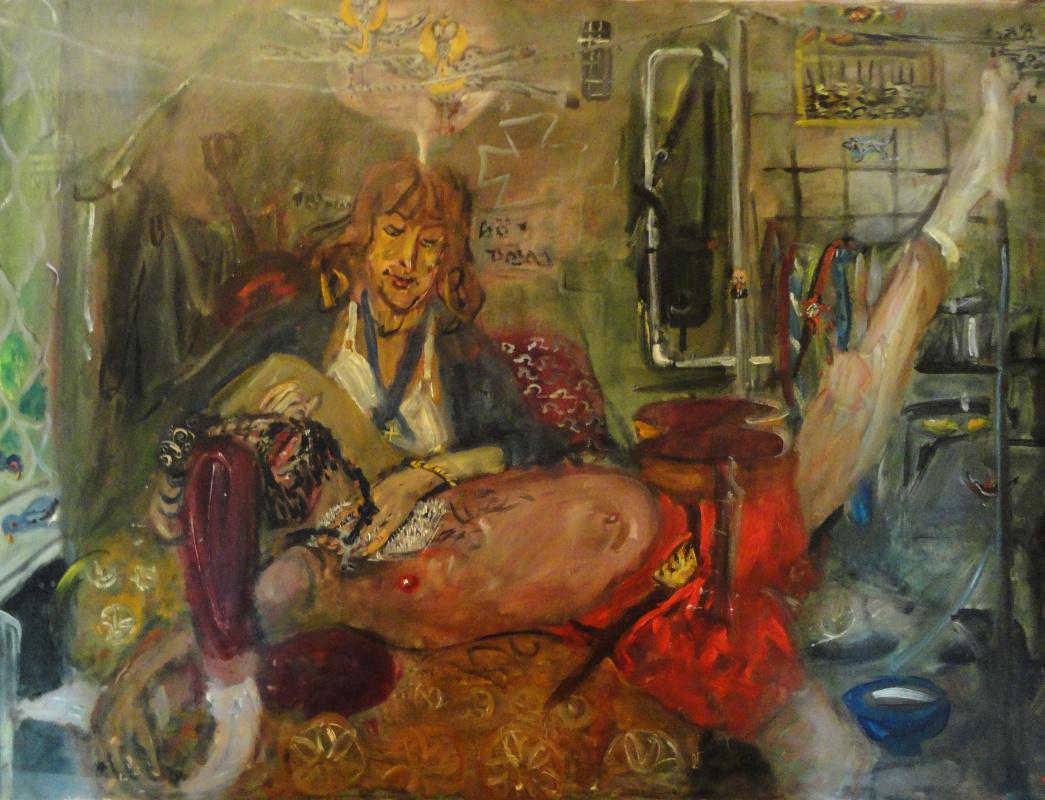 Натта Ивановна Конышева. Массаж