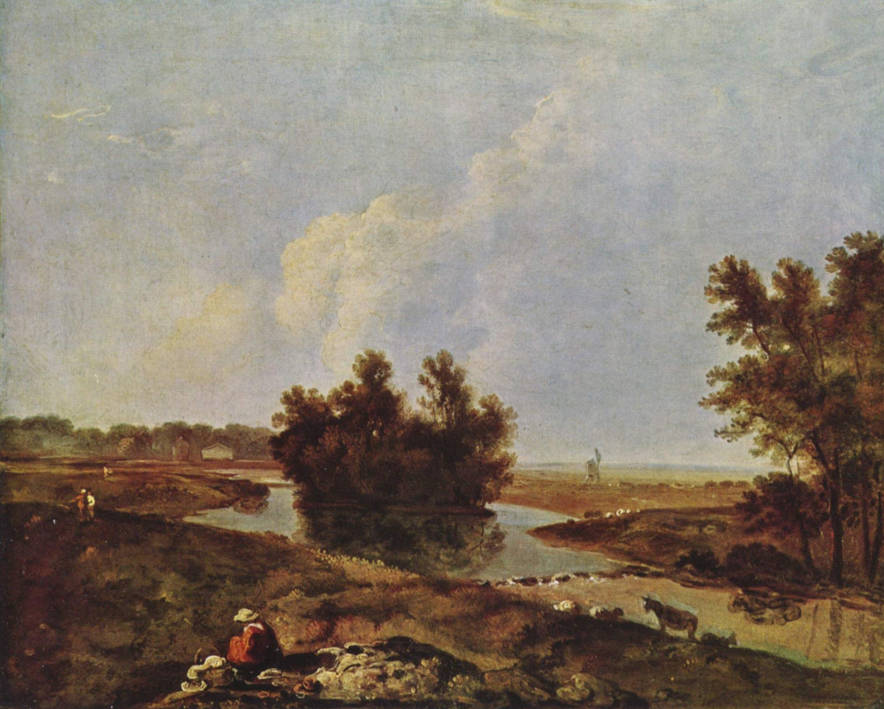 Richard Wilson. Heath in Hounslow
