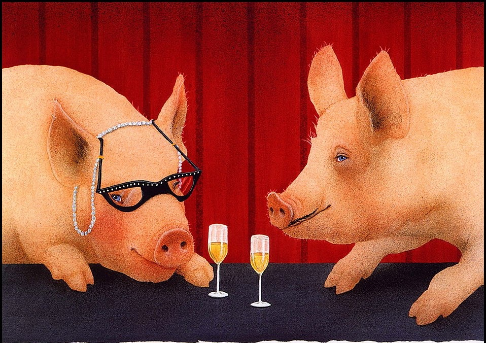 Уилл Буллас. Дом свиней
