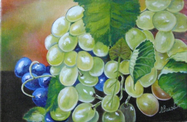 Любовь Викторовна Волобаева. Grapes