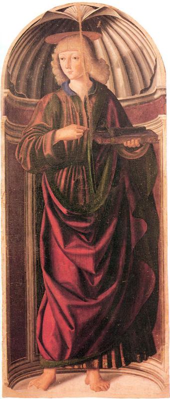 Джованни Санти. Апостол