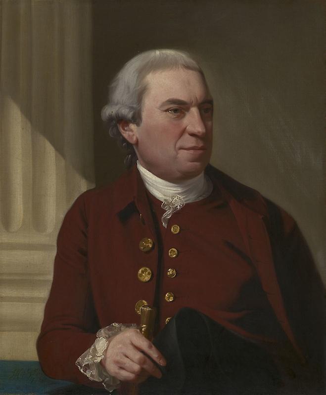 John Singleton Copley. Robert Hyde, squire of Hyde