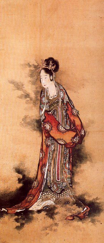 Кацусика Хокусай. Гиокуши