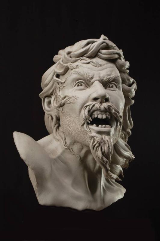 Филипп Фаро. Портретная скульптура 31