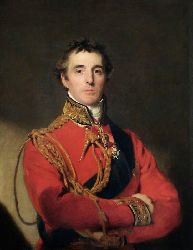 Томас Лоуренс. Артур Уэсли, 1-й герцог Веллингтон