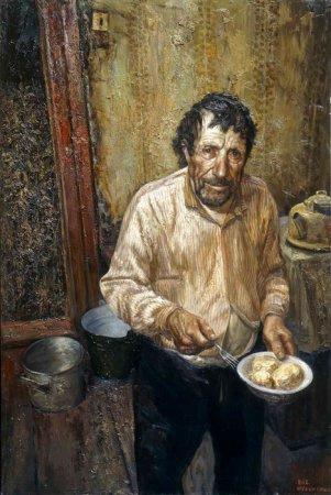 Vasily Vladimirovich Shulzhenko. Potatoes