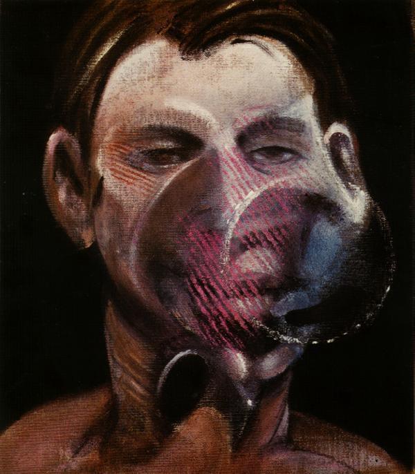 Francis Bacon. A Portrait Of Peter Beard