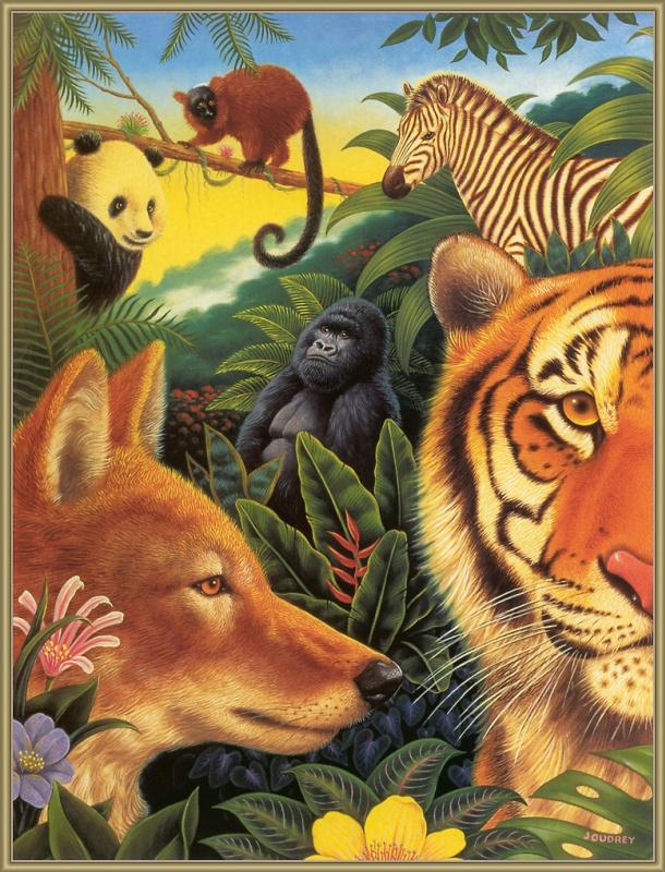 Кен Джоодри. Вымирающие виды