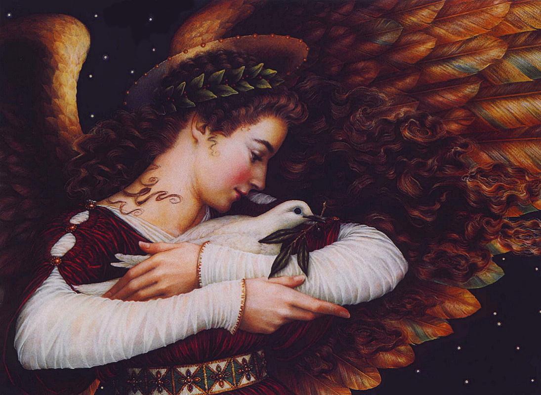 Феррис Линн Байуотерс. Ангел мира