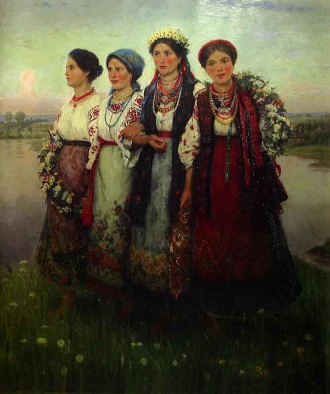 Иван Кириллович Дряпаченко. Навстречу вечеру