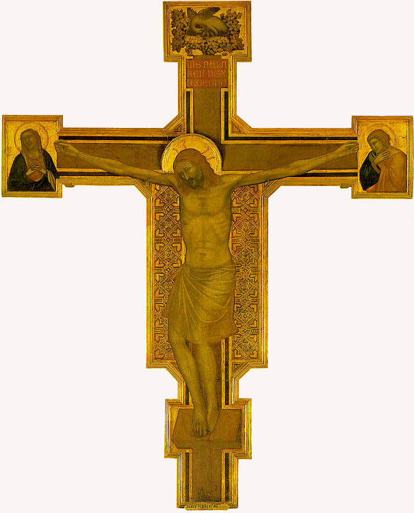 Стугиотто. Крест