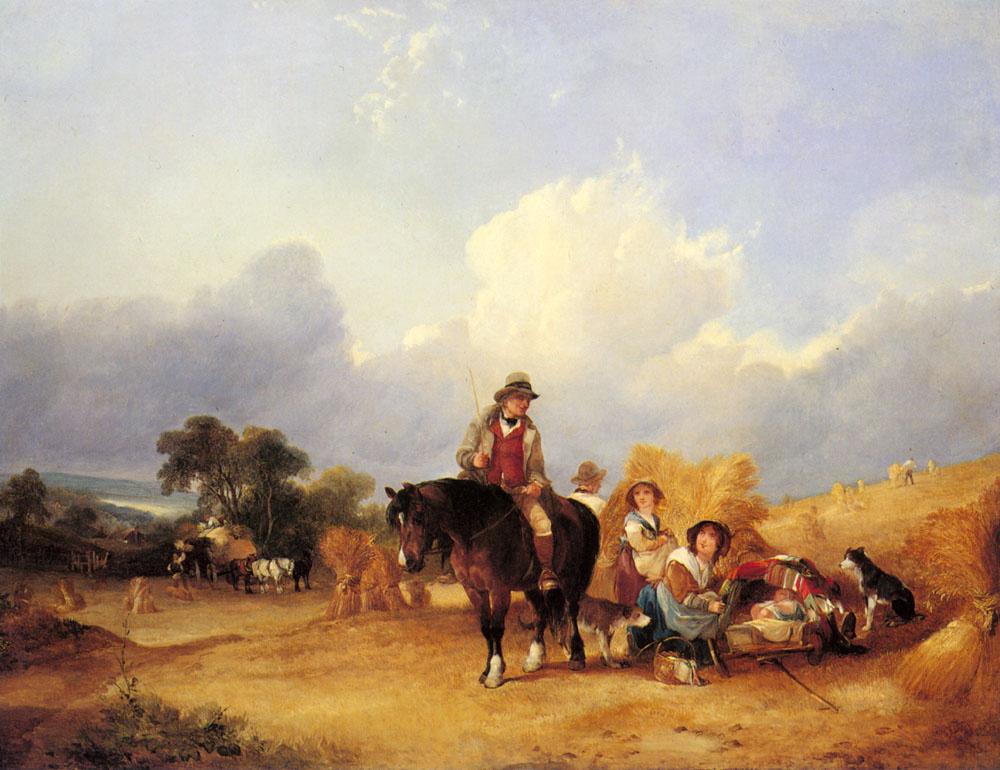 Уильям Шайер. Время сбора урожая