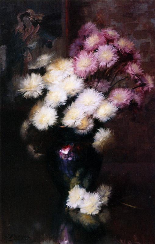 Жюльен Стапперс. Цветы