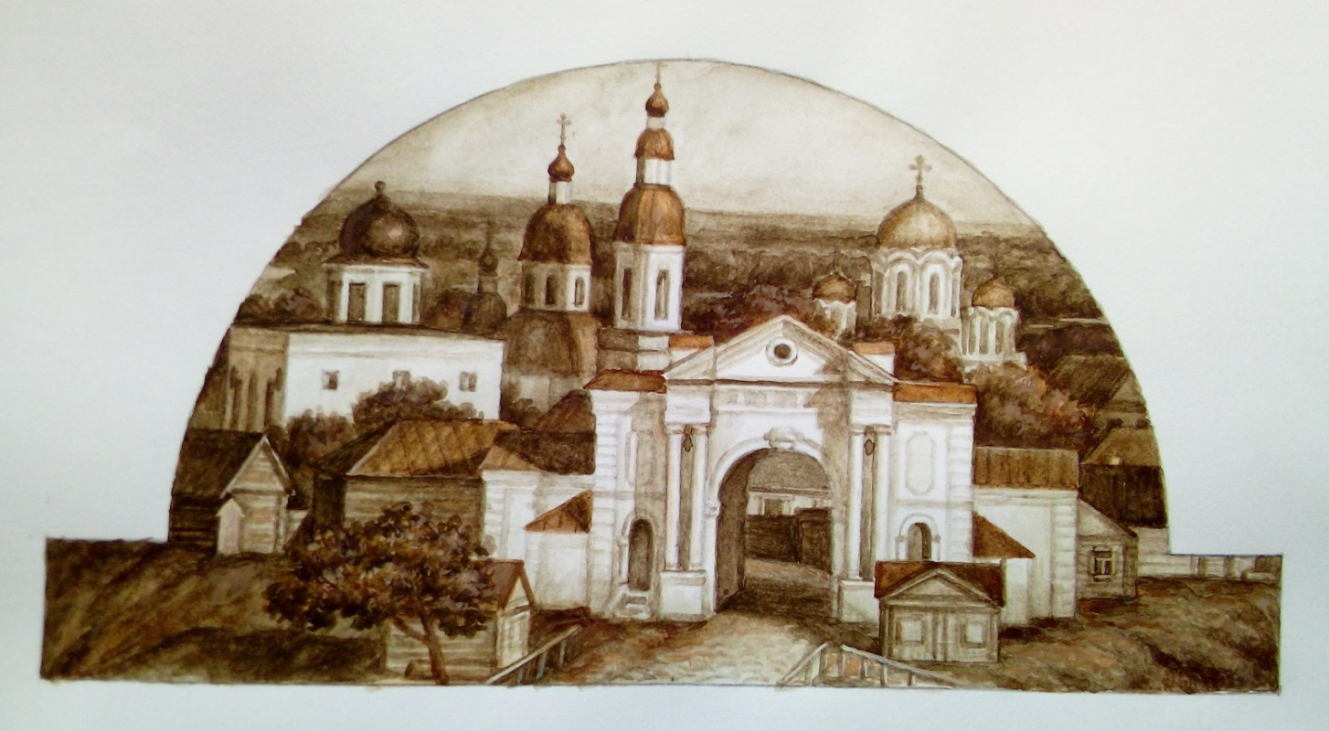 Ruslan Vasilievich Derevtsov. The city of Glukhov in the late 19th - early 20th century. (2016)