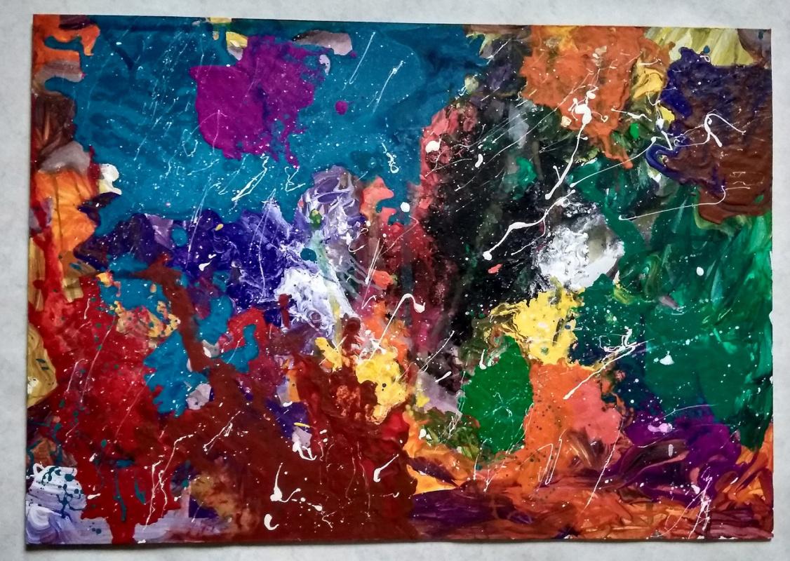Art-Teodor Gallery. Galaxy
