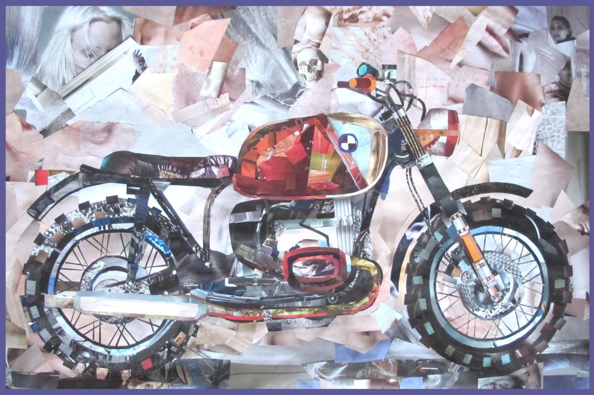 Dariya Zakharova. BMW Custom