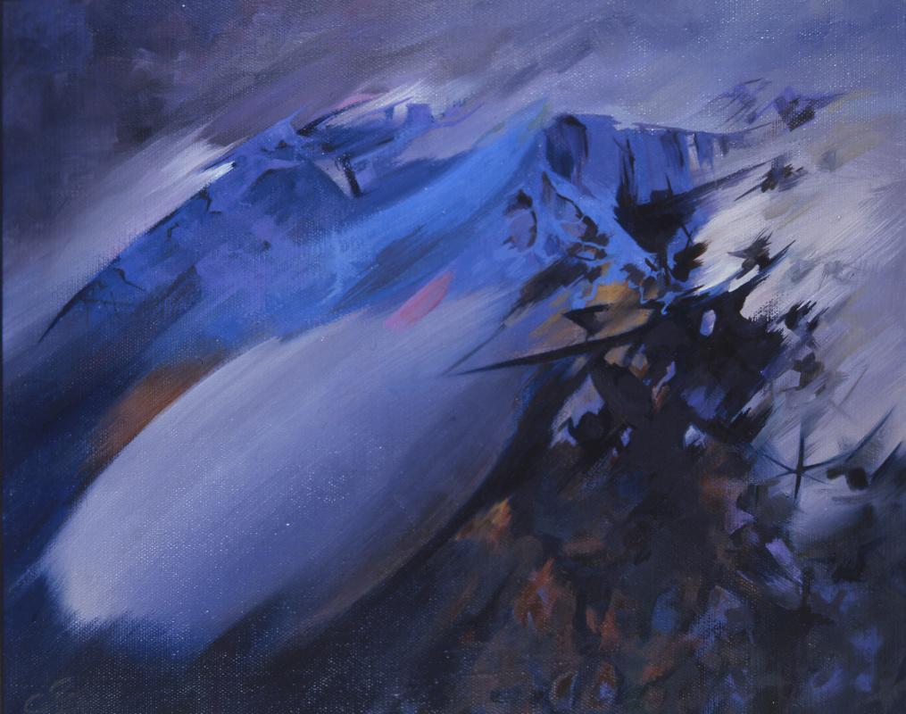 Sergey Ivanovich Elizarov. Gone With the Wind
