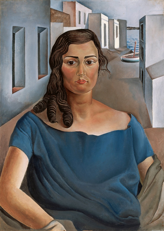Сальвадор Дали. Портрет моей сестры