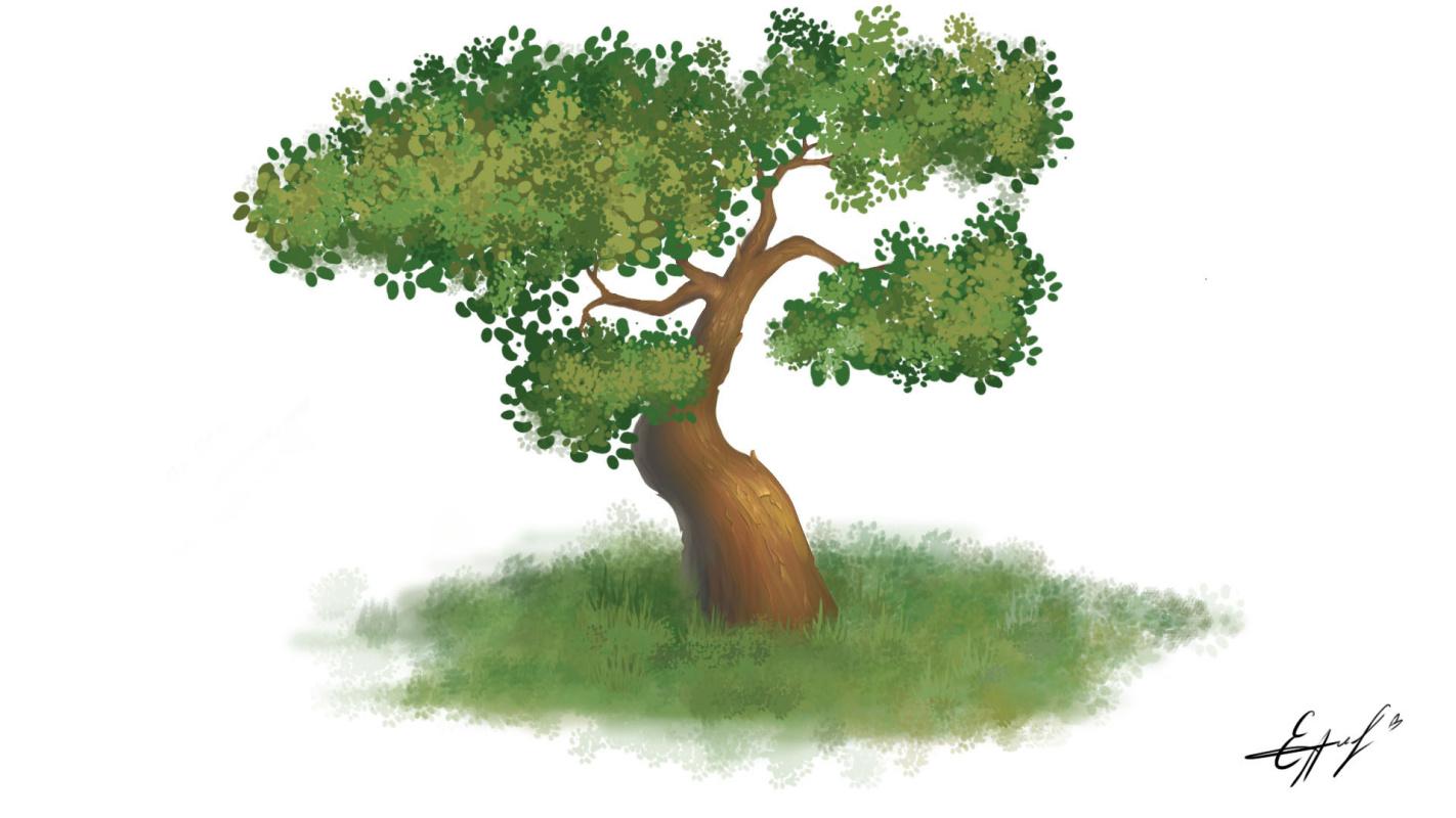 Elena Anatolyevna Koval. Tree
