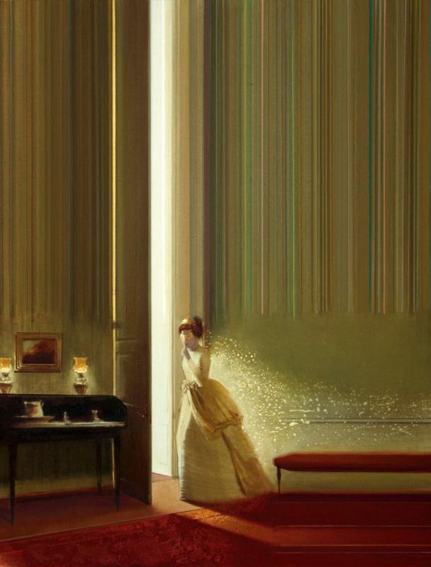 Igor Mikhailovich Gusev. The amber room