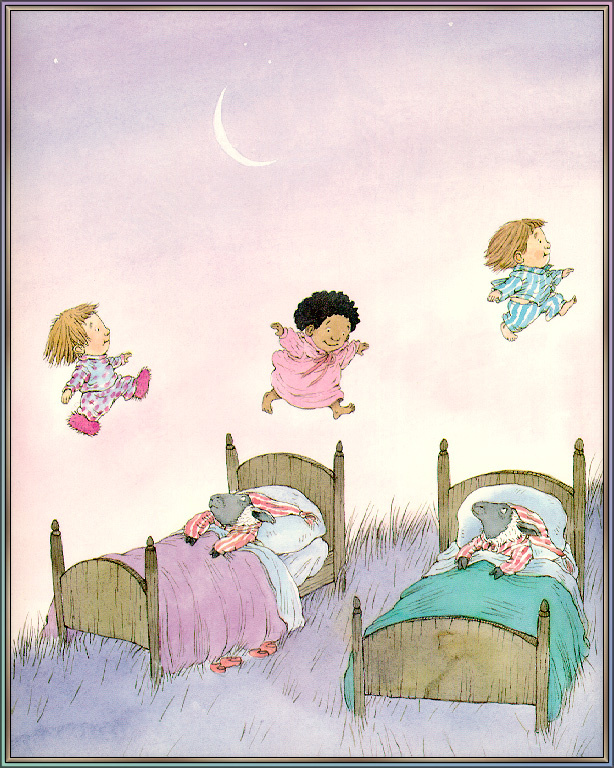 Линн Мунсингер. Волшебные сны