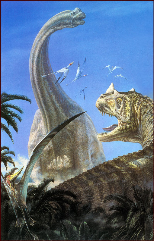 Марк Холлетт. Брахиозавр