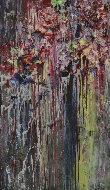 """Таня Василенко. """"Восприятие"""". Масло. Холст. Perception. Oil on canvas."""