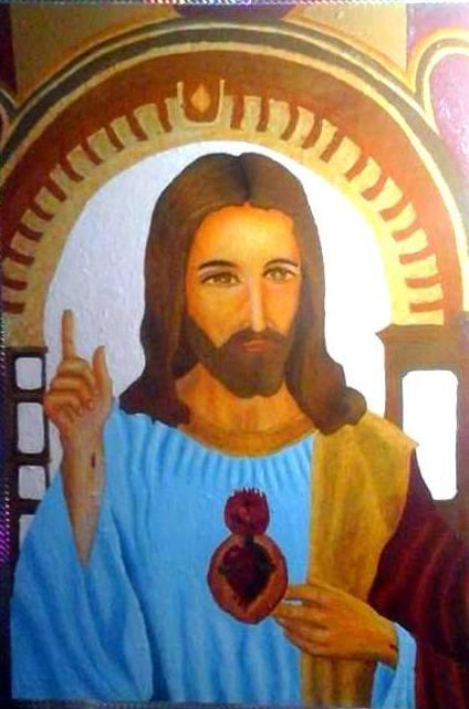 Victor Weaver. Jesus