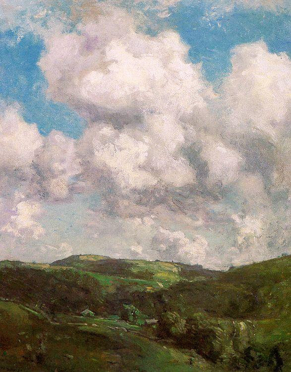 Чарльз Гарольд Дэвис. Ясное небо