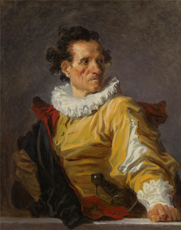 Жан Оноре Фрагонар. Воин