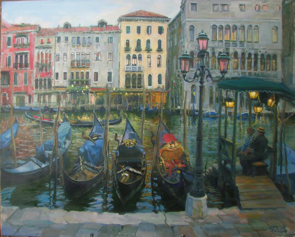 Dmitry Nayda. Grand Kanal